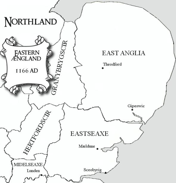 SE Aengland