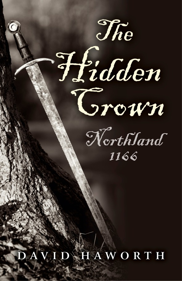 The Hidden Crown - Cover Preview